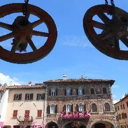 Gallerie + Corzano (Bagno di Romagna)